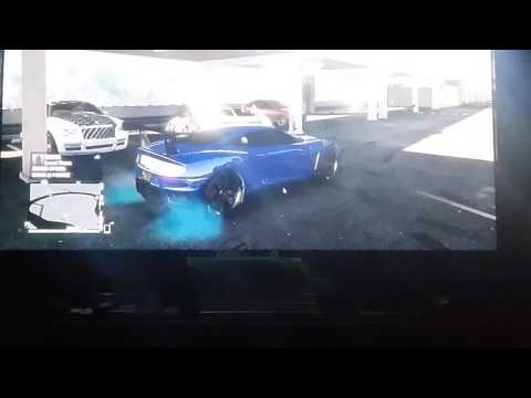 The First Part Of The Best Car Show On GTA 5 Online