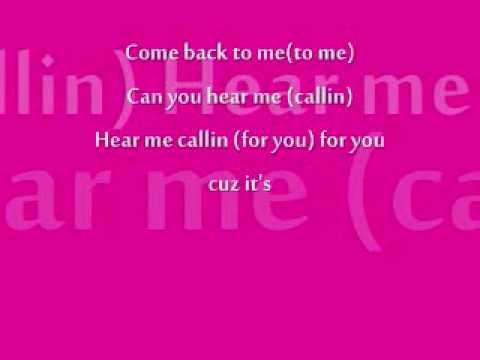 Aaliyah  I Miss U - Lyrics