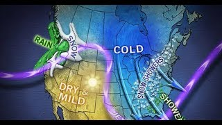 Why The Warm Weather Now May Indicate A Cold And Snowy December