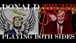 Donald Trump - Helping and Destroying The Rockefellers? (Playing Both Sides)
