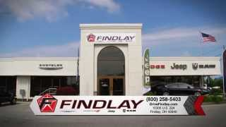 preview picture of video 'Findlay Chrysler Dodge Jeep Ram TV Commercial'
