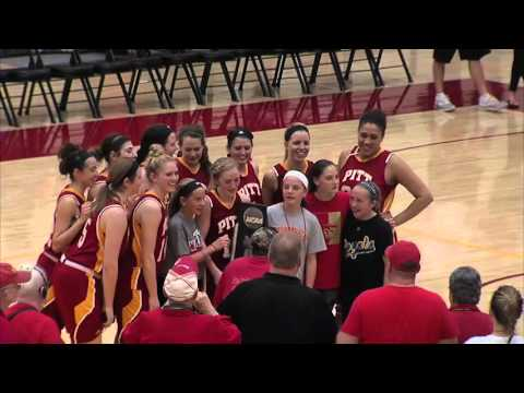 Elite Eight - Pitt State Women's Basketball (reaction from players+coach Lord)