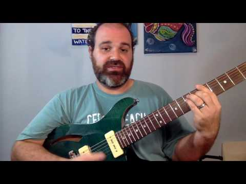 Watch Fire On the Mountain Guitar Solo (HOW TO) on YouTube