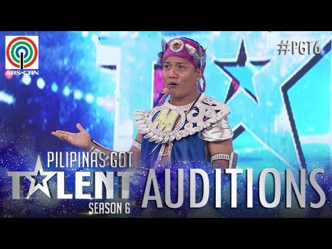 Pilipinas Got Talent 2018 Auditions: Makata - Poetry