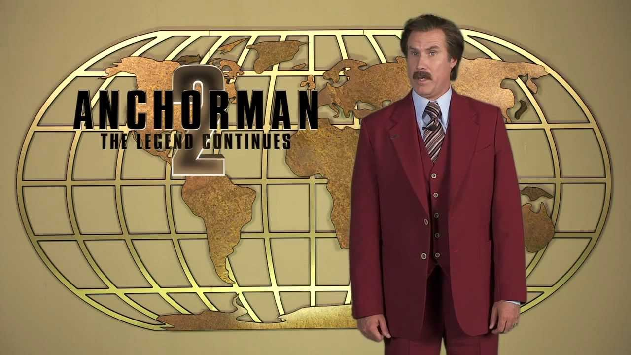 Watch Ron Burgundy Deliver An AFL Grand Final Message To Australia