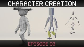 Blender – Character Rigging video tutorial