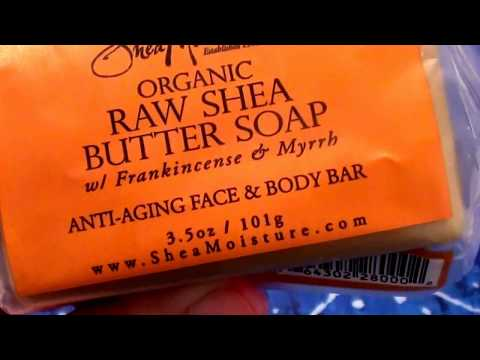 Raw Shea Chamomile & Argan Oil Baby Lotion by SheaMoisture #2