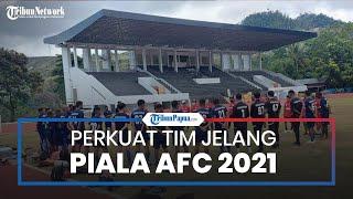 Perkuat Tim Jelang Piala AFC 2021, Persipura Jayapura Tambah 2 Pemain Kontrak dan 6 Pemain Magang