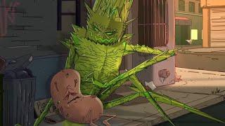 疫情期间最该看的动画:肾脏和尿酸成了朋友,结果害苦了关节!