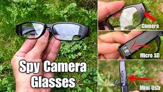 Spy Camera Glasses Hd 720p