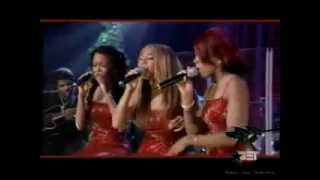 Destiny's Child - Little Drummer Boy Live On BET Christmas Special