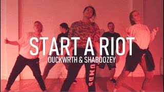 Duckwrth & Shaboozey – Start a Riot | TNT Class, Edinburgh | Choreography by Ursula Manandhar