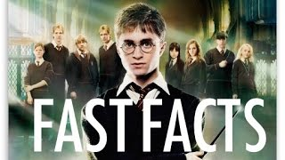 fast facts harry potter and the order of the phoenix