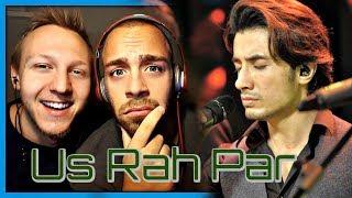 Ali Hamza & Ali Zafar feat. Strings Us Rah Par Coke Studio Season 10 Season Finale | Reaction by RnJ