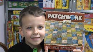 Patchwork (Lookout) - Top Spiel im Bereich 2-Personen-Spiele ab 8 Jahre