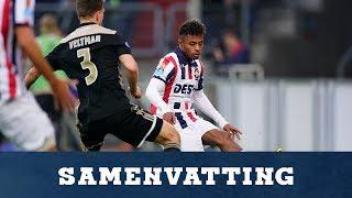 Samenvatting Willem II - Ajax