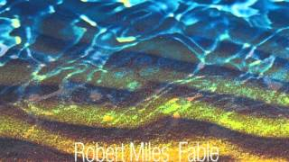 Robert Miles - Fable (Message Version) (HD)