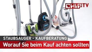 Staubsauger kaufen - Worauf achten? - deutsch | CHIP