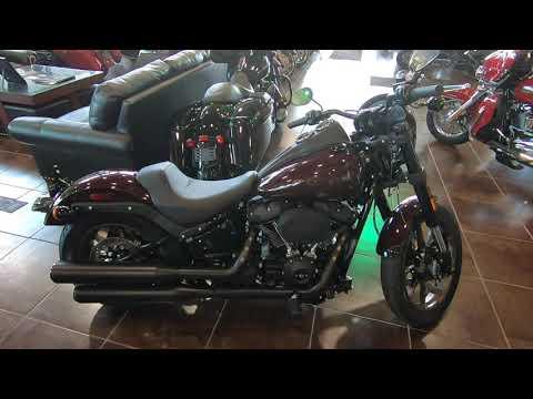 2021 Harley-Davidson Low Rider S FXLRS