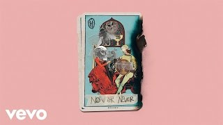 Halsey - Now Or Never (Official Audio) - YouTube