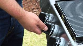 How To Light a Propane Gas Grill
