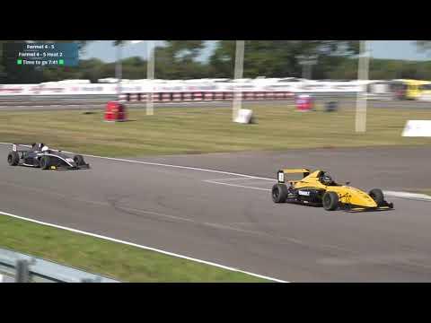 Padborg Park Night Race 2021 Formula 4-5 Heat 2
