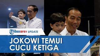 Kebahagiaan Keluarga Jokowi saat Temui Cucu Ketiga La Lembah Manah, Jan Ethes: Cantik