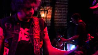 DRI - Wages of Sin & Dry Heaves LIVE @ Slims , SF 12/16/11