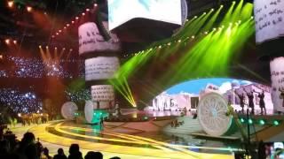 Репетиция Церемонии Открытии Универсиады-2017. Часть 2