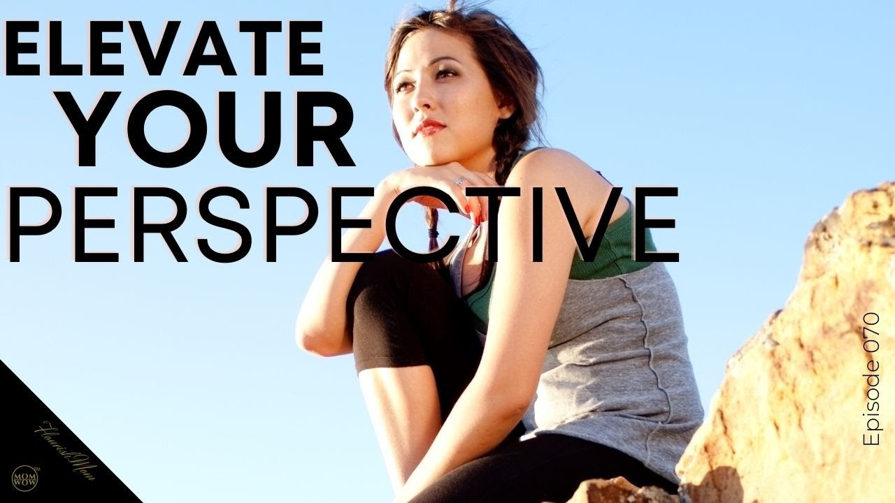 How to Elevate your Perspective to Reach your Long-Term Goals & Objectives with Clarity & Patience