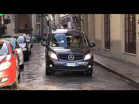 Mercedes_benz  Citan Минивен класса M - тест-драйв 1