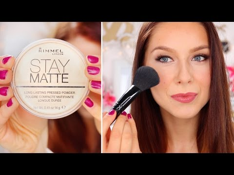 Stay Matte Pressed Powder by Rimmel #6