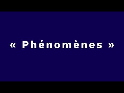 MADD - Phénomènes