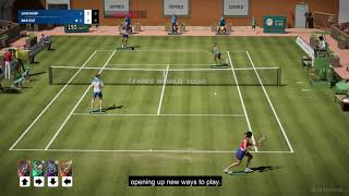 VideoImage1 Tennis World Tour 2