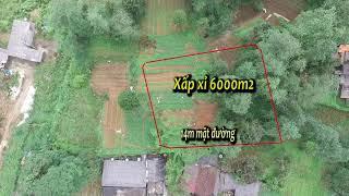 Bán đất 6000 m2 Nằm trên trục đường Nguyễn Chí Thanh, Sa Pa, Lào Cai | Nhadatlaocai.Vn