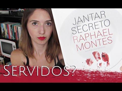 Jantar Secreto (Raphael Montes) | Estante Diagonal
