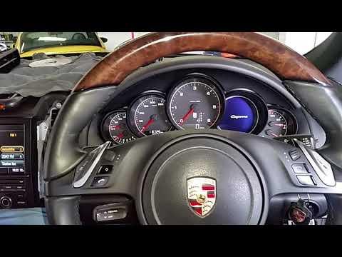 Porsche Cayenne PCM upgrades - EMD Porsche Specialist