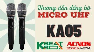 Dàn Karaoke Di Động KBEATBOX CB404G
