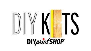 DIY Print Shop GIG Poster Screen Printing Kit