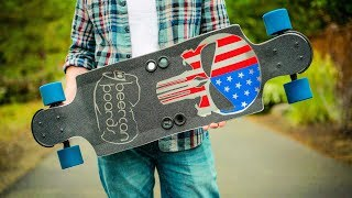 The Best Longboards & Accessories Part 2 - Longboards & Electric Skateboards: Tarab, Dinghy, WowGo,