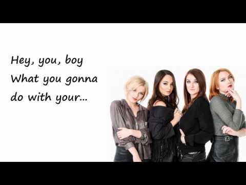 Pink Angels - Slay mama TEXT