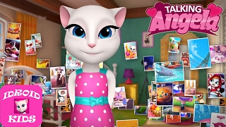 My Talking Angela Gameplay Level 473 - Great Makeover #261 - Best Games For Kids