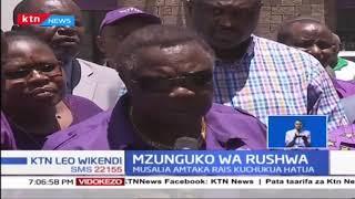 Wakenya wengi walishangazwa na hutuba ya Rais Uhuru kuhusu ufisadi