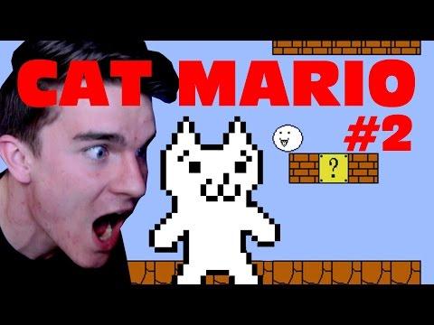 Cat Mario vrací úder! | Největší rage všech dob