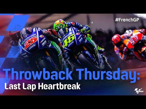 MotoGP 2021 第5戦フランス 木曜日の走行動画
