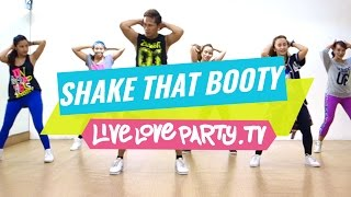 (Oh Mama) Shake That Booty | Zumba® | Dance Fitness | Live Love Party by LIVELOVEPARTY.TV