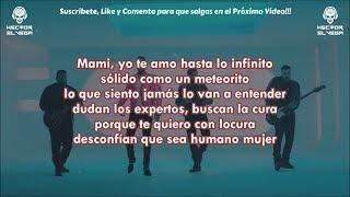 Aventura - Inmortal (LETRA OFICIAL) IG: @hectorelvega