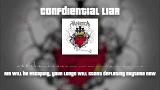Confidential Liar - Vanattica [Lyric Video]