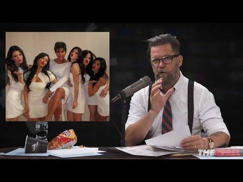 Gavin McInnes: What Really Happened with Rob Kardashian and Blac Chyna?