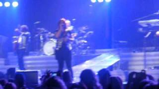 Kelly Clarkson - Cry/I Want You Live - Covelli Center Youngstown